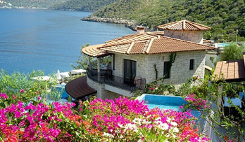 Health Holidays accommodation in Turkey