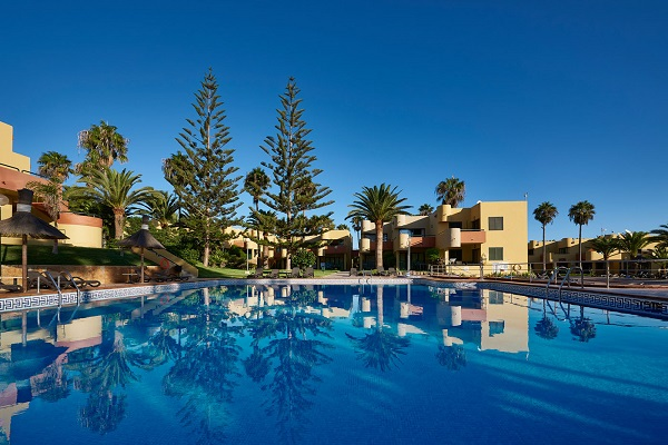 De accommodatie Atlantic Garden Beach Mate van Health Holidays op Fuerteventura